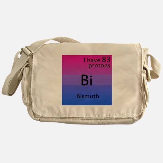 Bismuth Messenger Bag