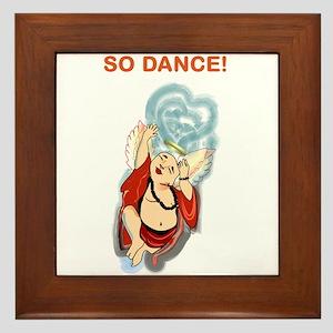 Framed Tile~ So Dance