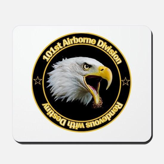 101st Airborne Mousepad