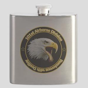 101st Airborne Flask