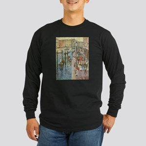 Maurice Prendergast Venice Grand Canal Long Sleeve