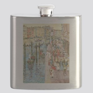 Maurice Prendergast Venice Grand Canal Flask