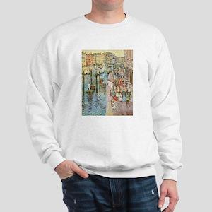 Maurice Prendergast Venice Grand Canal Sweatshirt