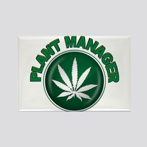 WEED Rectangle Magnet