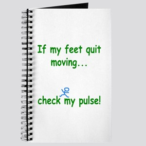Check My Pulse Journal