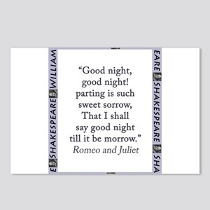 Good Night, Good Night! Postcards (Package of 8)