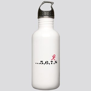 5,6,7,8 Stainless Water Bottle 1.0L