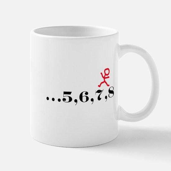 5,6,7,8 Mug