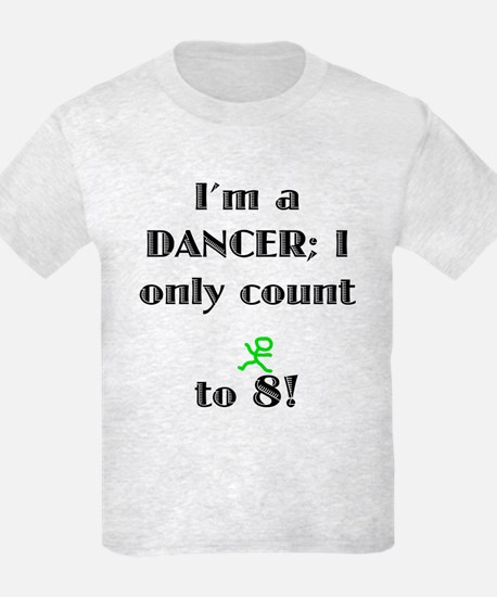 Only Count To 8 T-Shirt
