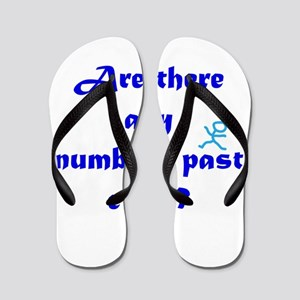 Numbers Past Eight Flip Flops