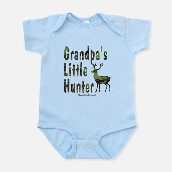 Grandpa's Little Hunter Body Suit