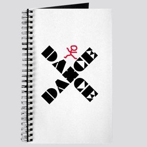 Dance Marks The Spot Journal