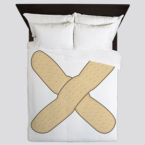 Big Bandage Queen Duvet
