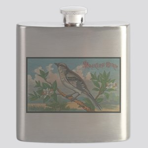Mocking Bird Flask