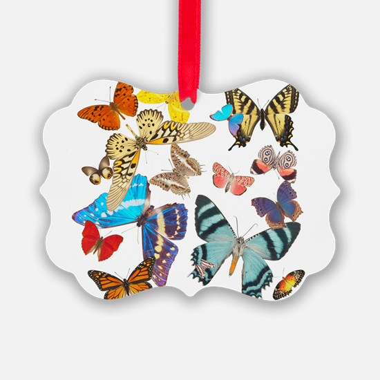 Butterflies Ornament