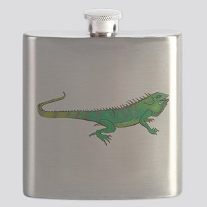 Iguana Flask