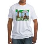 Wilderness Survival Fitted T-Shirt