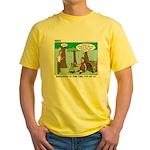Wilderness Survival Yellow T-Shirt
