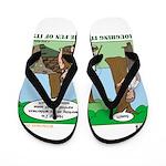 Wilderness Survival Flip Flops