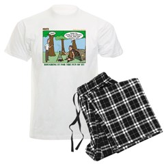 Wilderness Survival Pajamas