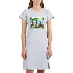 Wilderness Survival Women's Nightshirt