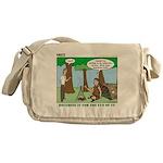 Wilderness Survival Messenger Bag