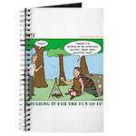 Wilderness Survival Journal