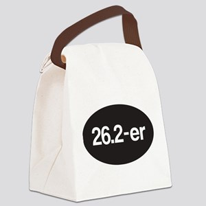 26.2-er or Marathoner Canvas Lunch Bag