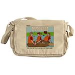 Rowing Messenger Bag