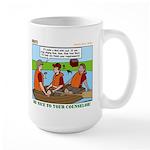 Rowing Large Mug