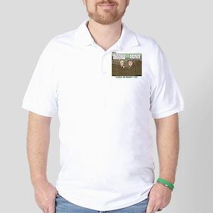 Coin Collecting Golf Shirt