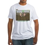 Coin Collecting Fitted T-Shirt