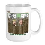 Coin Collecting Large Mug