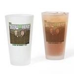 Coin Collecting Drinking Glass