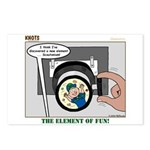 Chemistry Postcards (Package of 8)