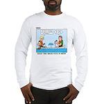 Canoeing Long Sleeve T-Shirt