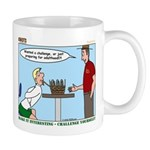 Basket Weaving Mug