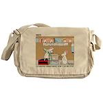 Animal Science Messenger Bag