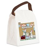 Animal Science Canvas Lunch Bag