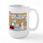 Animal Science Large Mug