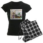 Meetings Women's Dark Pajamas