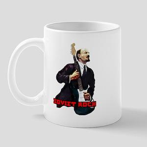 Soviet rock Mug