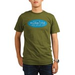 Midwives help people out Organic Men's T-Shirt (da