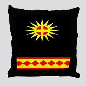 CHEROKEE INDIAN Throw Pillow