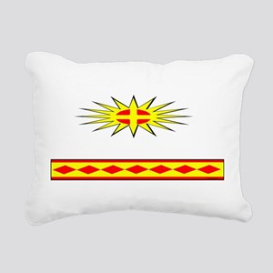 CHEROKEE INDIAN Rectangular Canvas Pillow