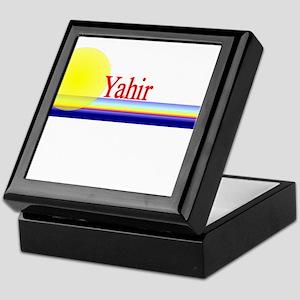 Yahir Keepsake Box