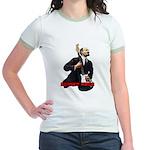 Soviet rock Jr. Ringer T-Shirt