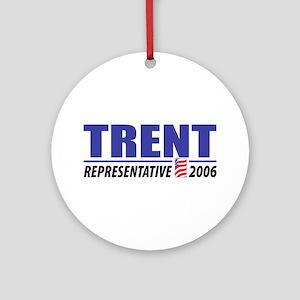 Trent 2006 Ornament (Round)