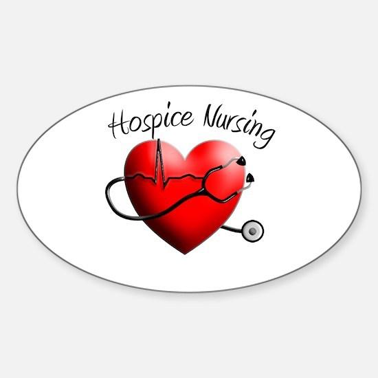 Hospice II Decal