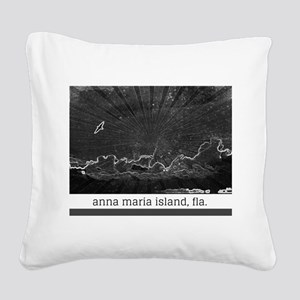 Charcoal Anna Maria Island, Fla., sky Square Canva